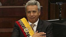 Новый президент Эквадора Ленин Морено