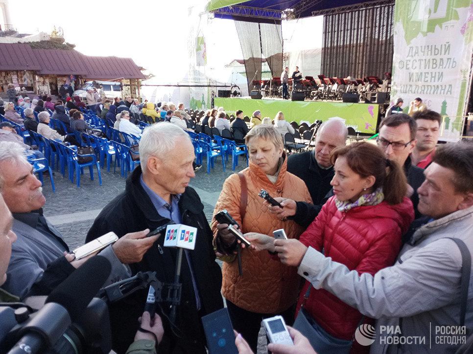 Успех Дачного фестиваля имени Шаляпина в Плесе может стать одним из примеров для российско-белорусского сотрудничества в сфере культуры и туризма, считает  Госсекретарь, посетивший главную площадку фестиваля