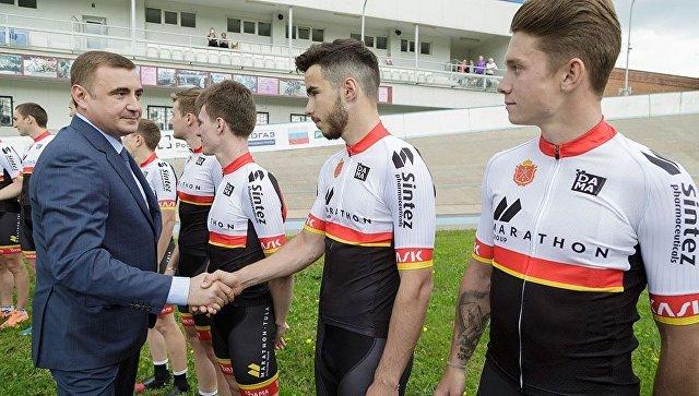 Тульскую команду повелоспорту подготовят кОлимпийским играм вТокио
