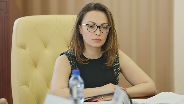 Анна Царева. Архивное фото