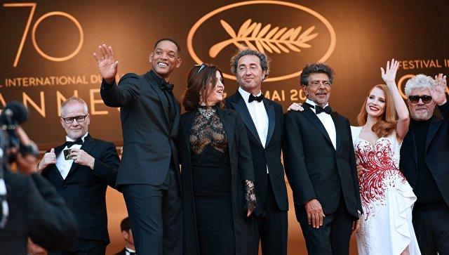 Закрытие юбилейного Каннского кинофестиваля