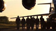 В День военно-транспортной авиации Минобороны РФ показало видео о буднях ВТА