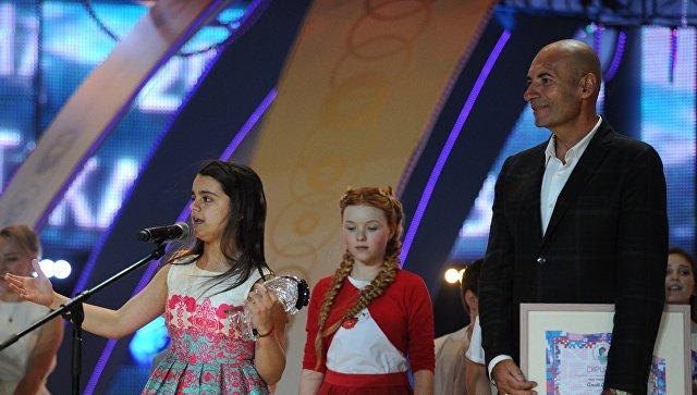 Конкурс Детская Новая волна в Артеке