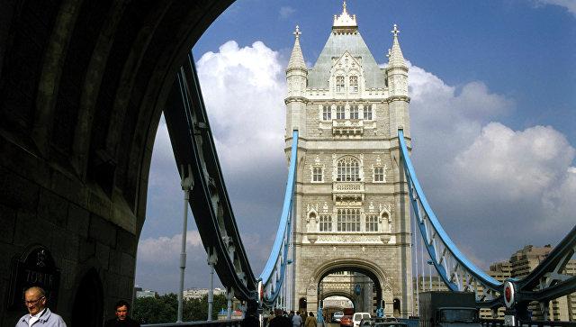 Лондонский мост. Архивное фото