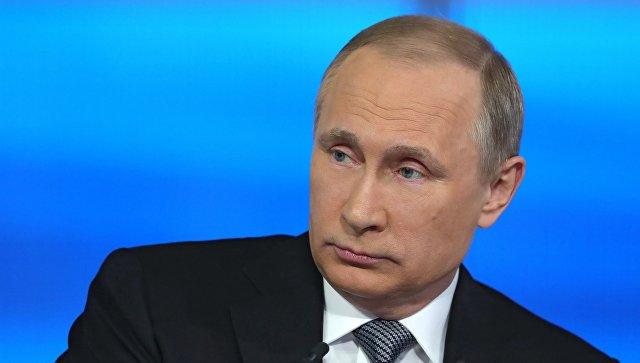 Очем жители России впервую очередь спрашивают В. Путина