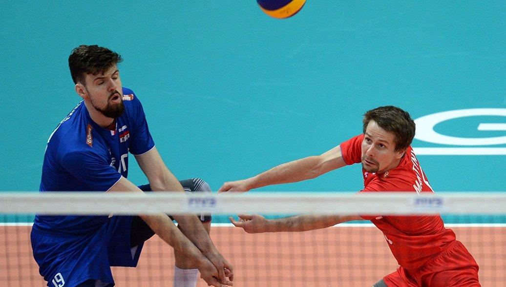 новости волейбола россии сегодня данное