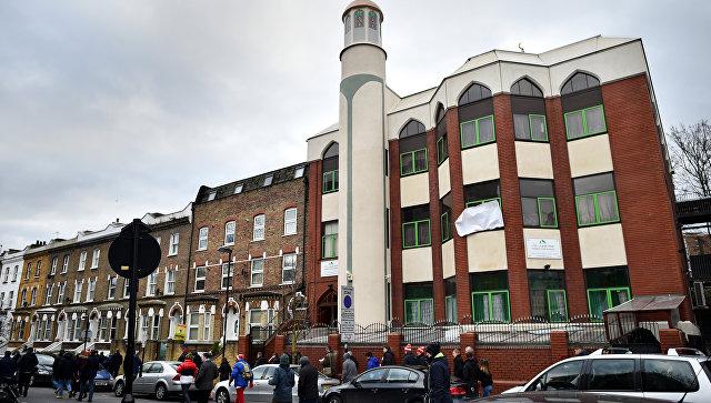 Мечеть Финсбери-парк в Лондоне