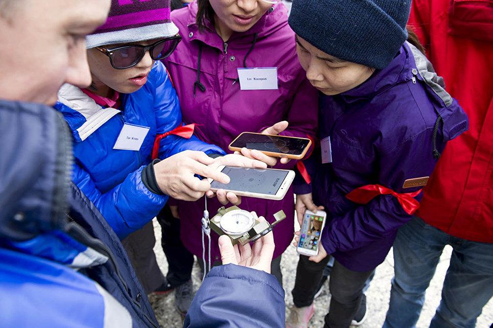 Волонтёры экспедиции Гогланд-2017 прошли тренинги по ориентированию на местности