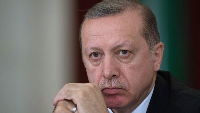 Эрдоган назвал обманом гарантии США вернуть поставленное курдам оружие