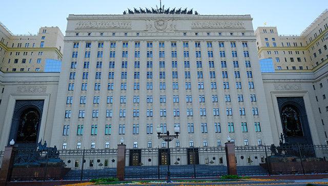 Минобороны обнаружило американскую технику в районах дислокации ИГ* в Сирии