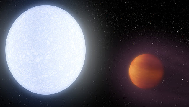 Астрономы обнаружили «второе Солнце» всозвездии Лебедя
