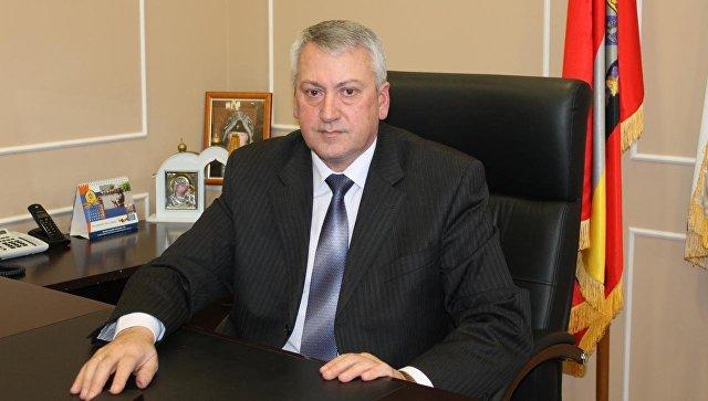 Губернатор Курской области отреагировал назадержание своего зама