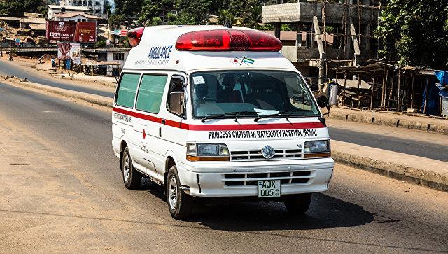 Более 200 человек погибли при сходе оползня в Сьерра-Леоне