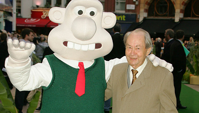 Скончался артист Питер Сэллис, озвучивавший мультфильм «Уоллес иГромит»