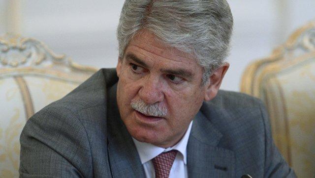 Глава МИД Испании считает, что в отношениях с Россией надо быть реалистами