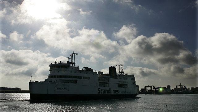 Scandlines остановила паромное сообщение между Данией, ФРГ иШвецией