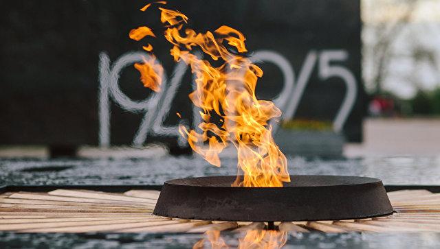 28-летний уфалеец разбил плиту иуничтожил цветы у бессрочного огня
