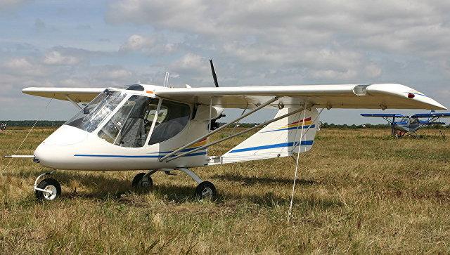 ВСаратовской области упал самолет, пострадал пилот