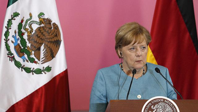 Военным путем кризис вокруг КНДР неразрешить— Меркель
