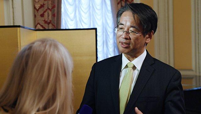 Японский посол заинтересовался тамбовским титаном, усадьбой Рахманинова истуденческими программами