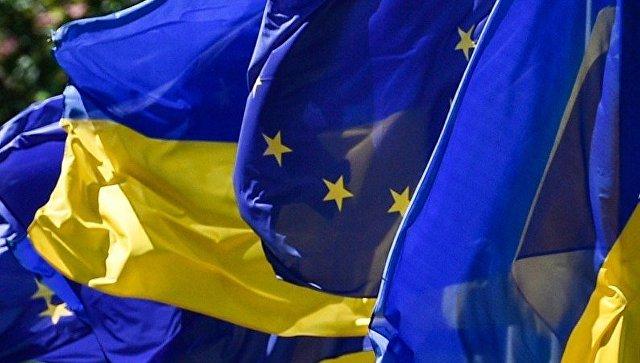 ЕС: Интеграция Украины в Евросоюз не стоит на повестке