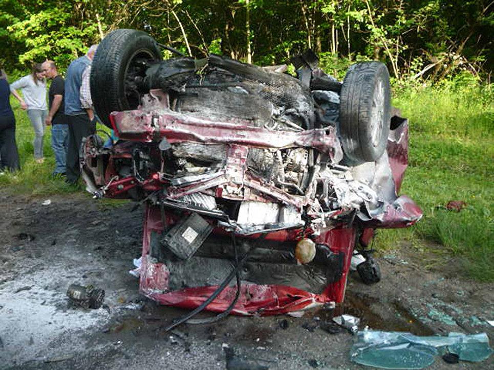 ВТульской области врезультате ДТП погибло пять человек