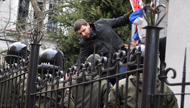 В России завели дело на депутата Рады Парасюка
