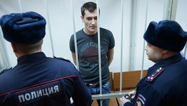 Суд оставил всиле отказ вУДО Олегу Навальному