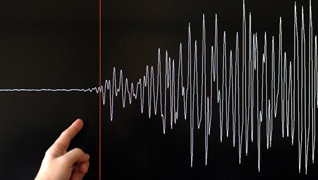 В Иране произошло землетрясение магнитудой 4,2
