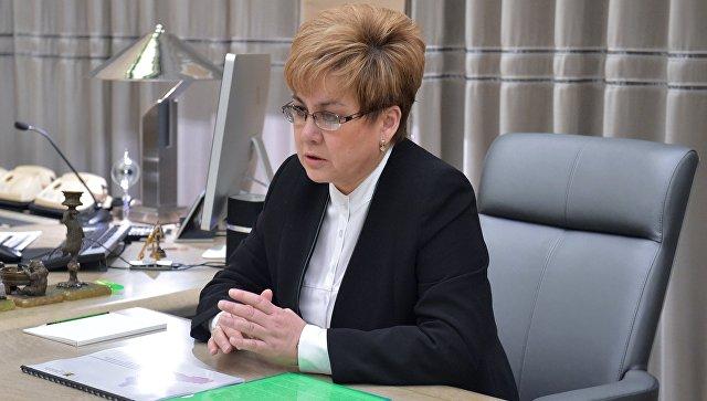 Губернатор Забайкальского края Наталья Жданова. Архивное фото