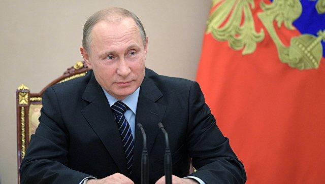 Путин посетит Удмуртию иСвердловскую область