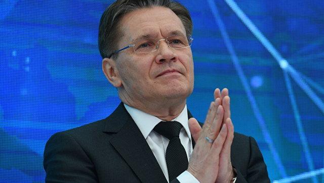 Генеральный директор государственной корпорации по атомной энергии Росатом Алексей Лихачев на IX Международном форуме Атомэкспо в Москве