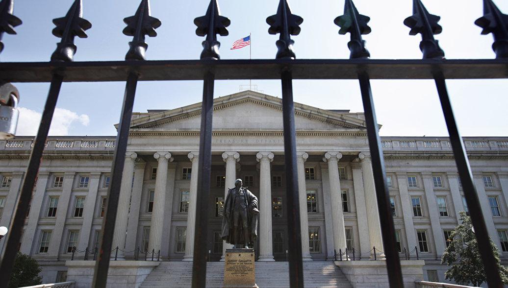 Вашингтон сообщил о сокращении Россией вложений в американские гособлигации