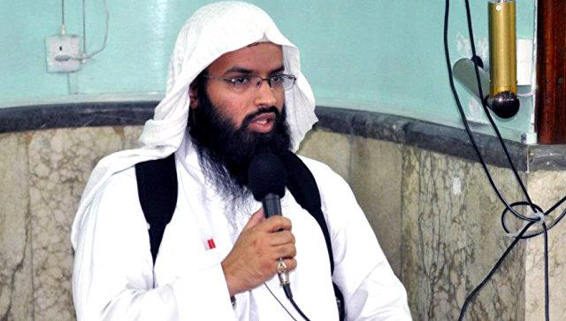 Верховный муфтий террористической группировки ИГИЛ Турки Аль-Бен-али. Архивное фото