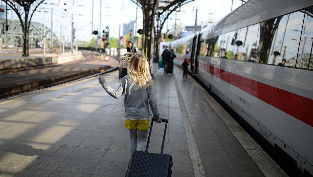 Вокзал. Архивное фото