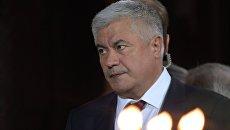 Министр внутренних дел Владимир Колокольцев. Архивное фото