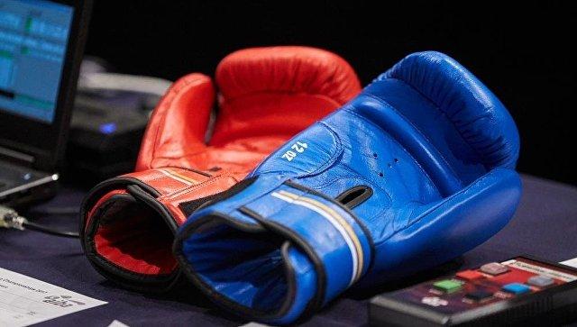 ВГрозном прошел флешмоб впреддверии Дня бокса в Российской Федерации