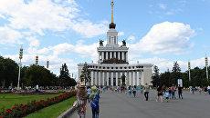 Всероссийский выставочный центр (ВДНХ). Архивное фото
