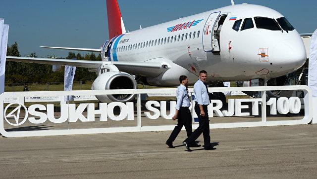 РФ и Армения продолжают переговоры о создании авиакомпании на базе SSJ100