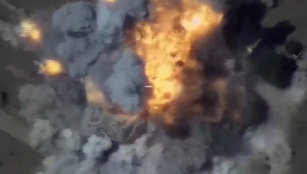 В Минобороны рассказали подробности ракетного удара по объектам ИГ* в Сирии