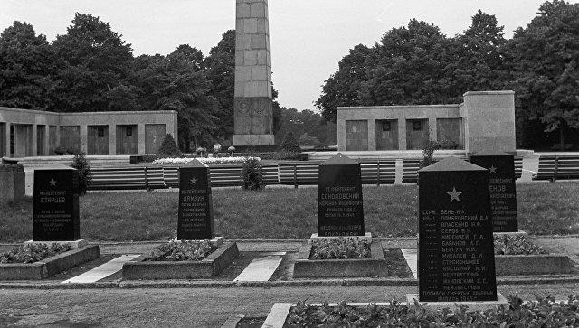 Депутат Госдумы: не нравятся Польше могилы наших солдат – мы их заберем