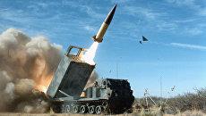 Оперативно-тактический ракетный комплекс ATACMS