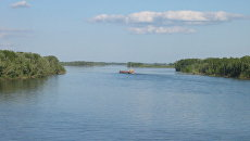 Река Обь. Архивное фото