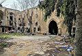 Разрушенные здания в историческом центре города Алеппо. Старый город - комплекс зданий XII-XVI веков был включен в список Всемирного наследия ЮНЕСКО в 1986 году. Сирия, 15.02.2016