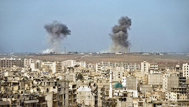 Пушков прокомментировал отказ Госдепа обговаривать провокации схиморужием вСирии