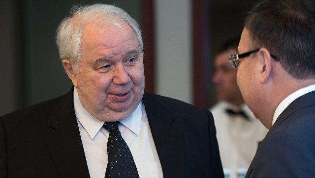 Сергей Кисляк завершил миссию посла России в США