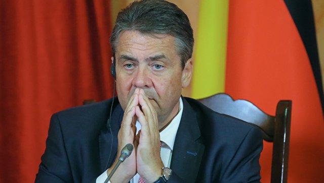 Габриэль призвал не допустить использования химоружия в Сирии