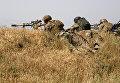 Курдские формирования ведут бои с силами ИГ возле города Киркук