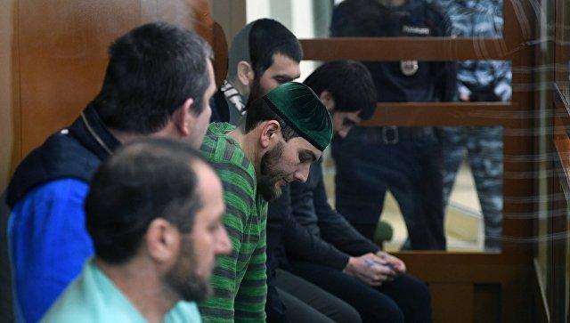 Верховный суд смягчил наказание осужденным заубийство Немцова