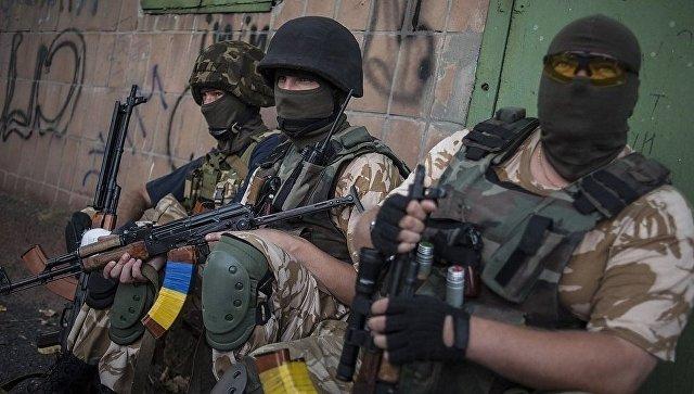 Власти Украины хотят создать Иностранный легион
